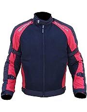 MOTOTECH Scrambler Air Motorcycle Riding Jacket - Combo Colors