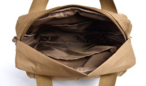 Camouflage 1 Umhängetaschen für Männer und Frauen outdoor Sport Freizeitaktivitäten wasserdichte Rucksack Rucksack Notebooktasche 35 * 27 * 8 cm, cp 30 l REISEN Schwarz, 30 L
