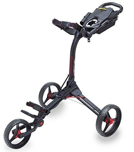 Bag Boy BB-71830EU Chariot de Golf Mixte Adulte, Noir/Rouge,...