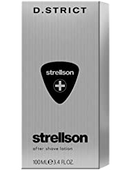 Strellson D. Strict homme / men, Aftershave 100 ml, 1er Pack (1 x 301 ml)