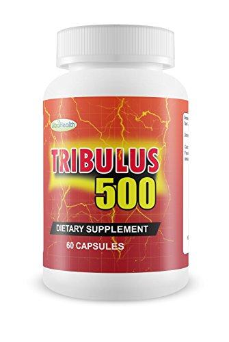Tribulus 500* Tribulus Terrestris * Ideal für die Sportler * Booster Ihres Sexualität und ihre Leistung * Booster natur von Testosteron * standardisiert auf 20% saponines * 500mg/60Kapseln * 100% Natur