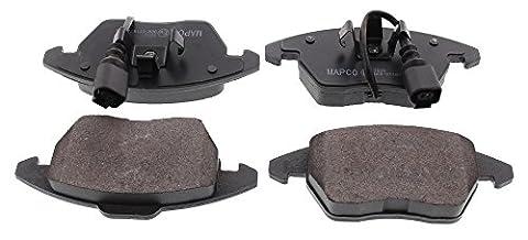 MAPCO 6695 Disc Brake Pad Set