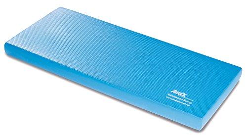 Airex Balance-Pad XL-Trainingsmatte, 98 x 41 x 6 cm, Blau