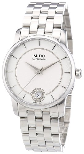 Mido Ladies Watch Automatic Baroncelli Big M0072071103600