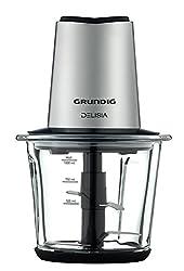 Grundig CH 8680 Multi-Zerkleinerer, 1 L Glas, Delisia