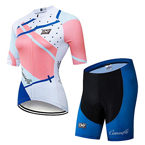 YDJGY Venta Verano Mujer Rosa Ropa Ciclismo Ropa Ciclismo/Bicicleta