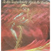 The Mike Theodore Orchestra - High On Mad Mountain - WT 6109 - LP Record