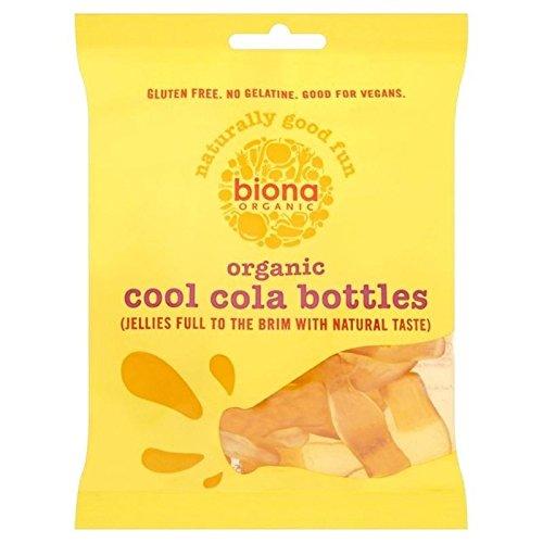 Biona Organique Fraîche Bouteilles De Cola 75G - Paquet de 6