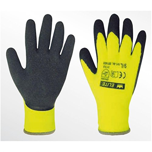 latex-acryl-winterhandschuh-thermo-grip-schwarz-gelb-gr-11-xxl