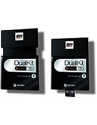 BH Fitness - Dual Kit T para cintas de correr Duales