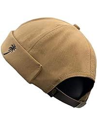 Clape Watch - Gorra de Trabajo Commando de Pana de Pana sin Llama con  diseño de 1e06d36d77d