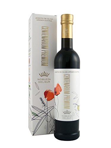 Aceite De Oliva Virgen Extra Centenarium Premium Nobleza Del Sur 500Ml