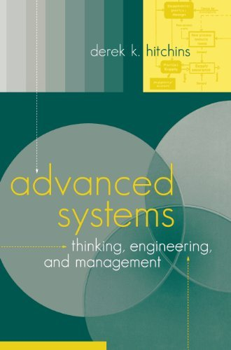 Advanced Systems Thinking, Engineering, and Management (Artech House Technology Management and Professional Development Library) by Derek K. Hitchins (2003-08-30)