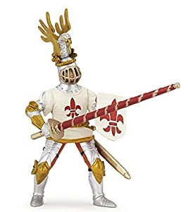 Papo - 39790 - Estatuilla - Knight Lilie - Blanco