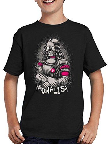 Mona Lisa T-Shirt Kinder 152/164 ()