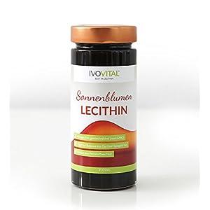 Sonnenblumen-Lecithin flüssig (Allergenfrei), IVOVITAL®