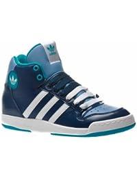 finest selection bd0c4 38647 Adidas midiru court mid w g19337 damen schuhe dunkelblau