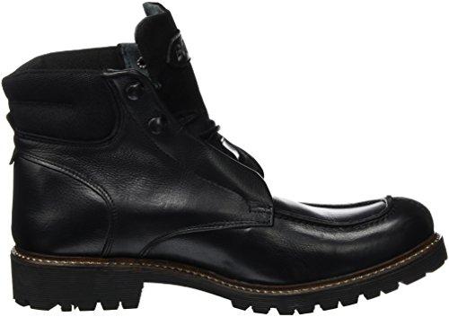 Bunker Booty, Chaussures Bateau Homme Noir - Noir
