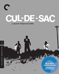 Criterion Collection: Cul-De-Sac [Blu-ray] [Import anglais]