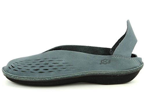 Loints of Holland Turbo 39016-0356 Damen Damen Sommerschuhe in Mittel Blau