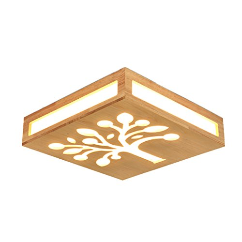 children-bedroom-semi-embedded-led-ceiling-lamp-syaodu-book-shaped-rubber-wood-lamp-cover-ac110-240v