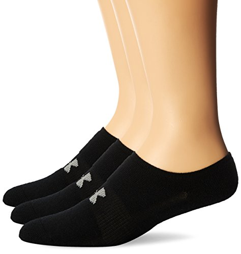 Under Armour Jungen Running Laufsocken Heatgear Solo Youth Socken, Black, YL - Tom Socken Brady