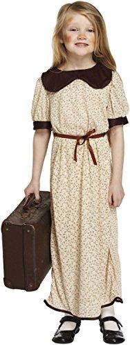Historisches Kostüm 1./2. Weltkrieg, Mädchen/Jungen - Größen: EU 104-152