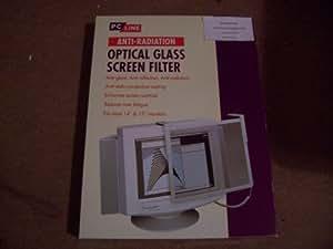 Optical Glass Screen Filter