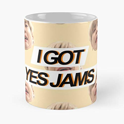 I Got Yes Jams - Jimin Spaced Design Classic Mug Best Gift For Your Friends