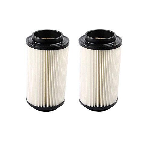oxoxo ersetzen 7080595 7082101 New Air Filter/Reiniger für Polaris Sportsman Scrambler 400 500 550 600 700 800 1000 ATV Quad (2 Pack)