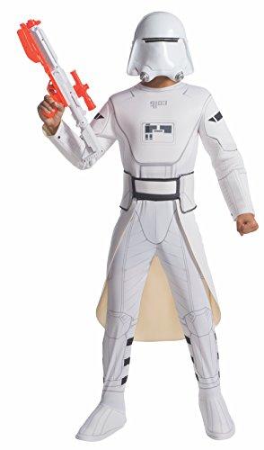Snowtrooper Child Costume Small (Snowtrooper Kostüme)