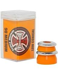 Independent Jeu de 4 gommes Low Conical Medium 90A Orange