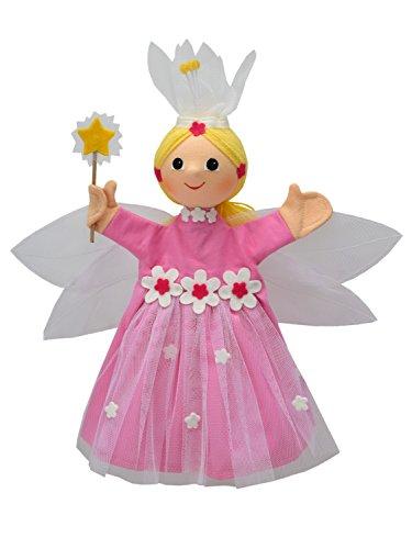 MU mubrno 22087a Hada de Flores Rosa 35cm