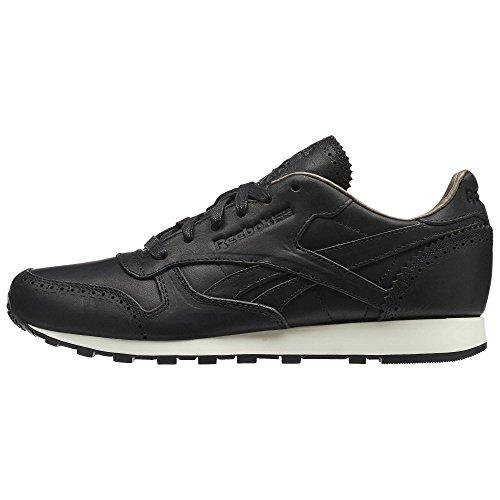 Reebok, Sneaker uomo Nero