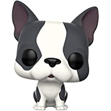 POP! Vinilo - Pets: French Bulldog Grey & White