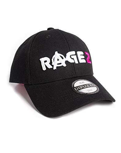 Preisvergleich Produktbild Rage 2 - Logo - Cap / Offizielles Merchandise