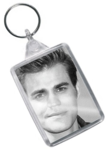 PAUL WESLEY - Original Art Keyring #js001