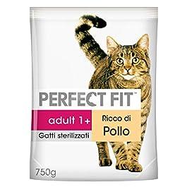 PERFECT FIT 1+ Gatti Sterilizzati Cibo per Gatto