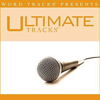 Ultimate Tracks - All Of Creation - As Made Popular By Mercy Me [Performance TracK]