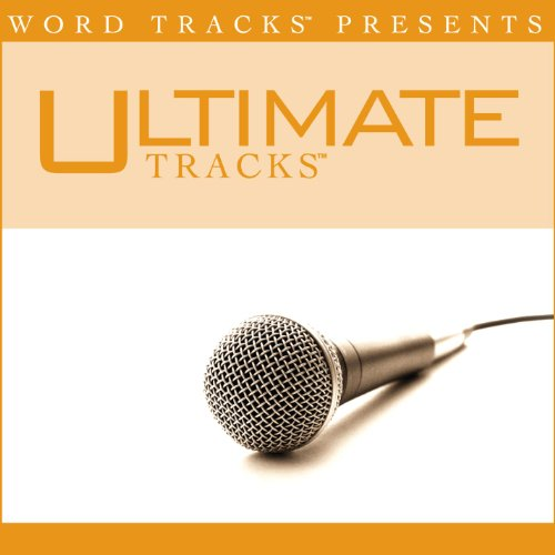 Ultimate Tracks - Never Let Go - as made popular by David Crowder Band [Performance Track]