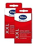 16 (2 x 8er) Ritex XXL Kondome - Extra Große Condome