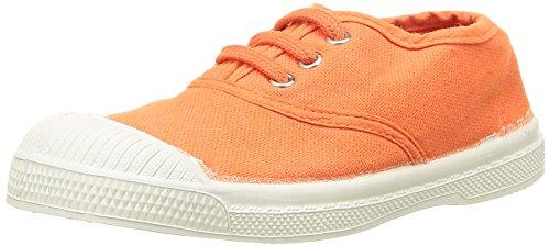 Bensimon E15004c157, Baskets Basses Mixte Enfant Orange (215 Orange)