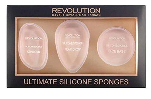 exclusif Maquillage Revolution ultime Silisponge Lot, tendances, meilleures VENTES, kit