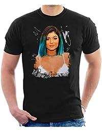 Sidney Maurer Original Portrait of Kylie Jenner Mens T-Shirt