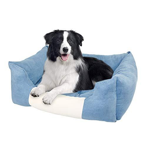 DZL- Cama Perros Mascotas Básica Camas Perros Cama