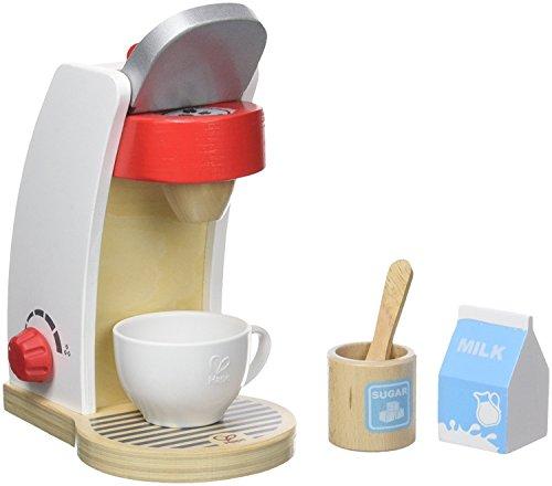 Wunderschöne Hape Kaffeemaschine in weiß für Kinder / Zubehör / Kinderküche /Kaffeemaschine