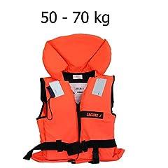 Schwimmweste 50-70 kg