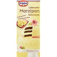 Dr. Oetker Lübecker Marzipan Rohmasse, 5er Pack (5 x 200 g)