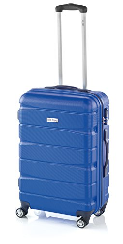Trolley Grande John Travel - Azul