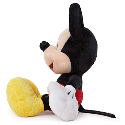 41 50q%2BMf%2BL - Simba 6315874842-Disney Peluche, Mickey, 25cm